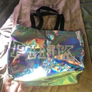 PINK reflective bag